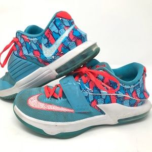 Youth Nike KD limited edition sneakers
